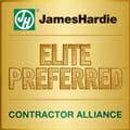 logo of James Hardie Elite Preferred