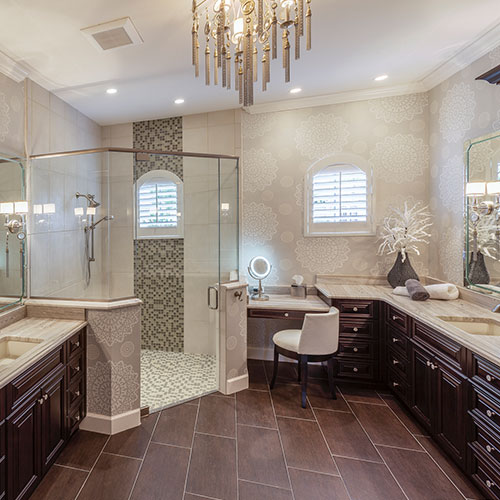 Bathroom Remodel Example and Ideas 4
