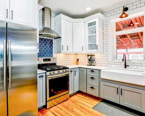 Kitchen Remodeling in Castle Rock Washington