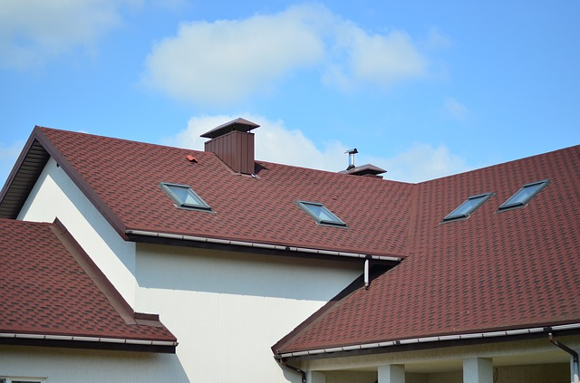 slate shingles on a house in the pacific northwest