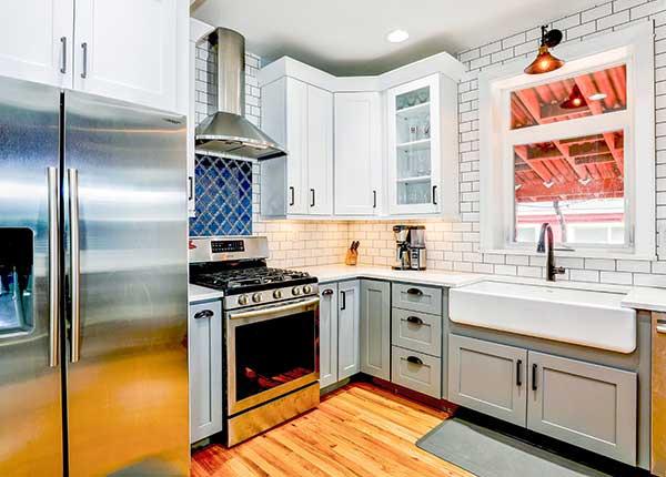 Kitchen Remodeling in Burlington Washington